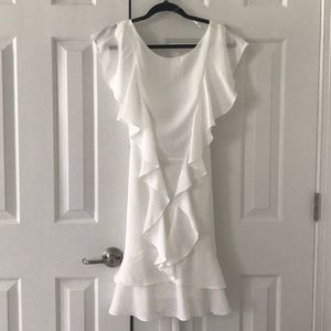 Lily Rain White dress